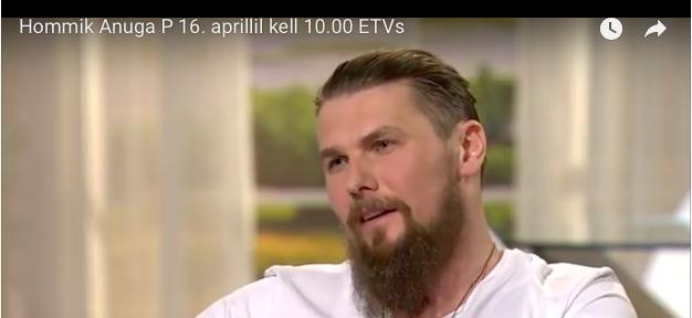 """Jesper Parve saates Hommik Anuga: """"Eesti mehed, olge enda üle uhked!"""""""